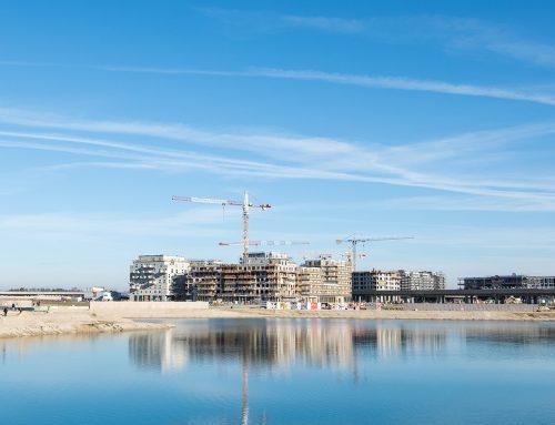 Das neue Quartier Am Seebogen